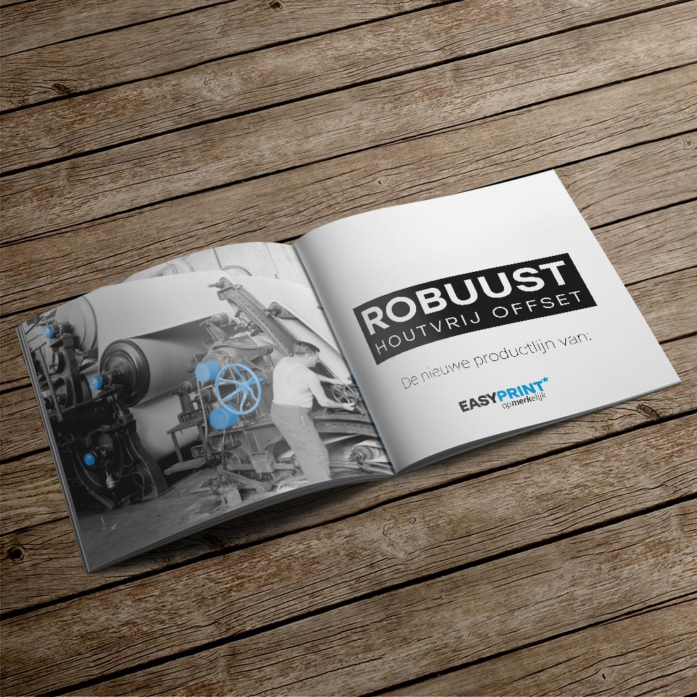 Brochures Robuust EasyPrint
